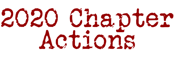 2020 Chapter Actions