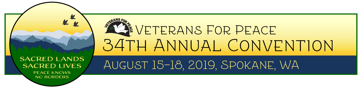 Veterans For Peace Memorial Mile >> 2019 Annual Convention Veterans For Peace