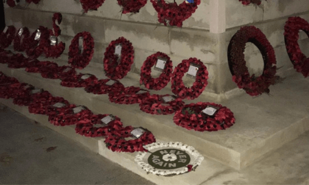 Image of VFP UK wreath