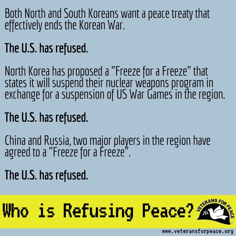Image result for who is refusing peace