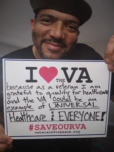 Take Action to Save Our VA