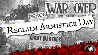 Didn't see the new VFP Armistice Day video? Click here to watch now!