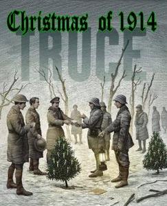 Christmas 1914 Truce Image